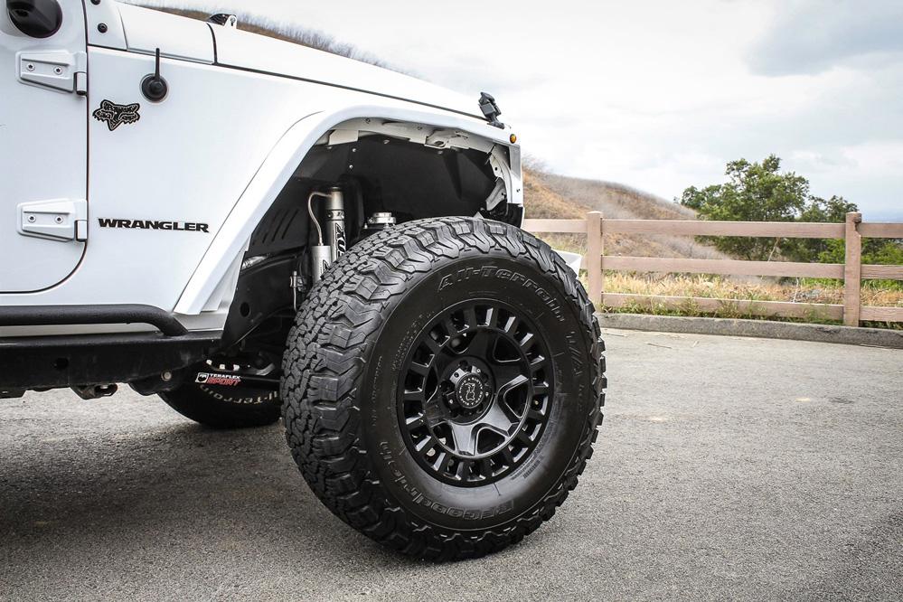 Jeep Wrangler York