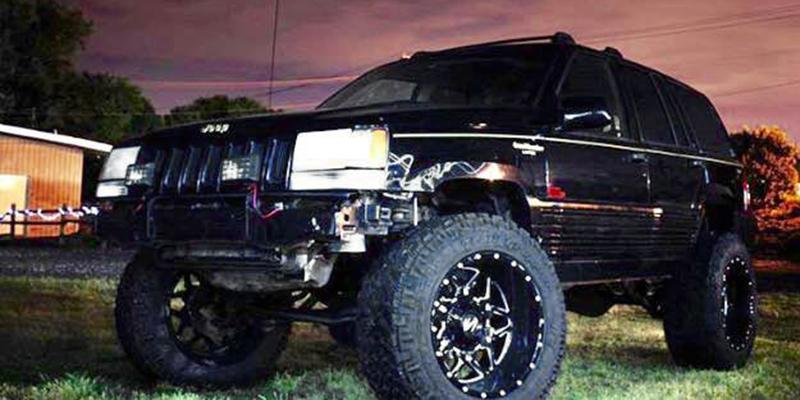 Jeep Grand Cherokee Scorpion SC-16