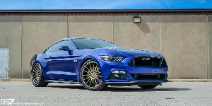Form - M158 on Ford Mustang