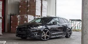 Milan - M134 on Ford Mondeo