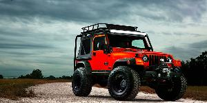 OZT on Jeep Wrangler