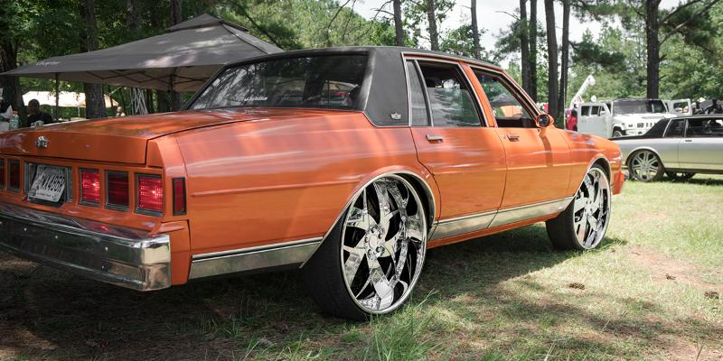 Chevrolet Caprice FORGED SERIES Talenzo