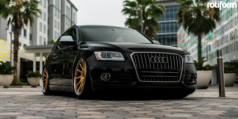Audi A4 OZT