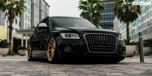 OZT on Audi A4