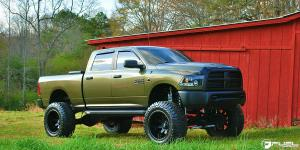 Octane - D509 on Dodge Ram 2500