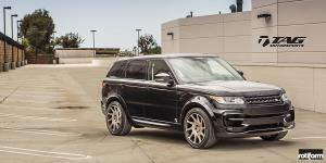 OZT on Land Rover Range Rover Sport