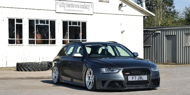 Audi A4 All-Road KPS