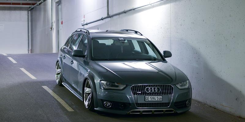 Audi A4 All-Road MUC