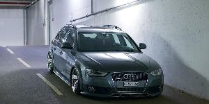MUC on Audi A4 All-Road