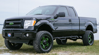 Full Blown - D554 on Ford F-150