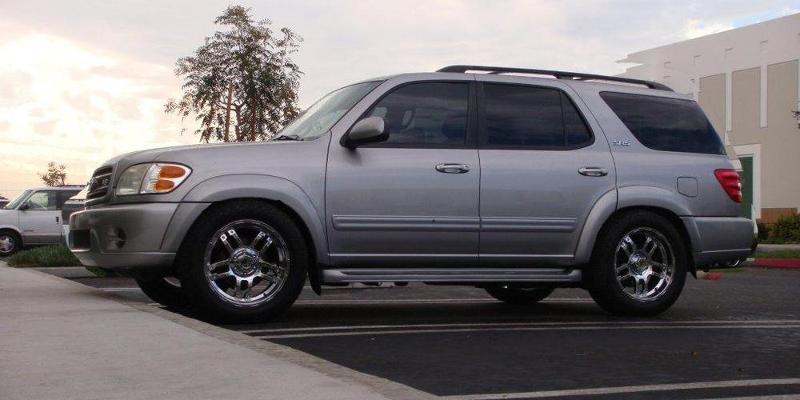 Toyota Highlander Liquidmetal Wheels Rhino