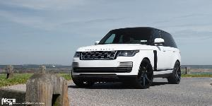 Verona - M168 on Land Rover Range Rover