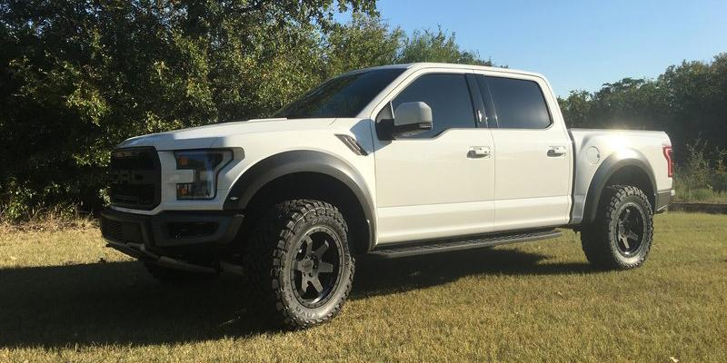 Ford F-150 Raptor SIX-OR