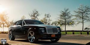 Baller - S115 on Rolls-Royce Phantom