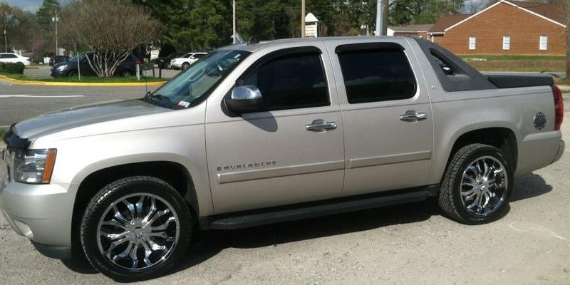 Chevrolet Avalanche Godfather