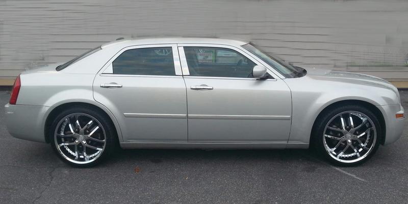 Chrysler 300 Lombardi