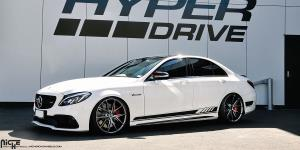 Misano - M116 on Mercedes-Benz AMG C63