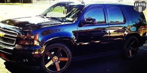 Baller - S116 on Chevrolet Tahoe