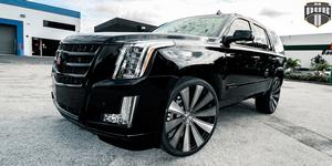 Slappr - XB30 on Cadillac Escalade
