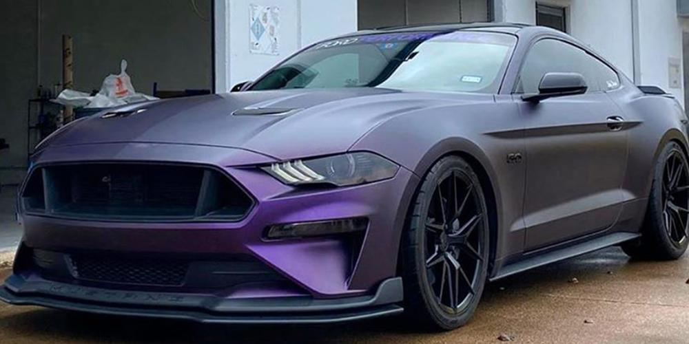 Ford Mustang V99 Axis
