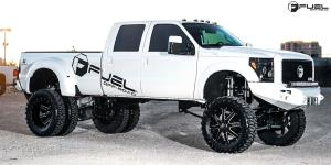 Maverick Dually Front - D262 on Ford F-350