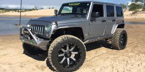 Maverick - D262 on Jeep Wrangler