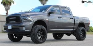 Maverick - D262 on Dodge Ram 1500