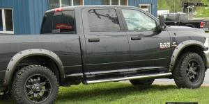 Octane - D509 on Dodge Ram 1500