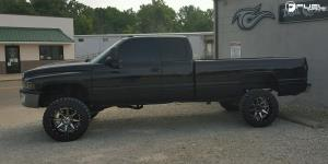 Rampage - D247 on Dodge Ram 2500
