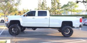 Renegade - D265 on Chevrolet Silverado 2500 HD