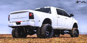 Maverick Dually Rear - D538 on Dodge Ram 3500 Dual Rear Wheel
