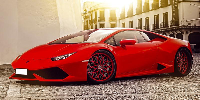 Lamborghini Huracan FORGED SERIES Motivo Cut
