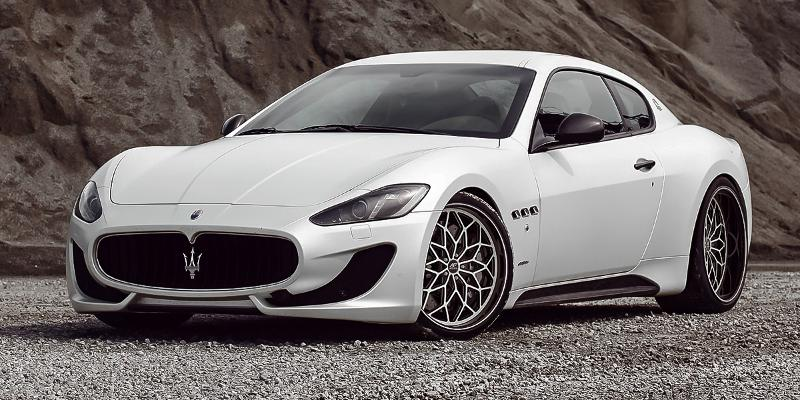 Maserati Gran Turismo FORGED SERIES Motivo Cut