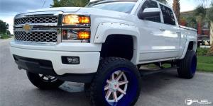 Maverick - D262 on Chevrolet Silverado 1500