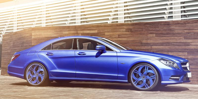 Mercedes-Benz CLS500 FORGED SERIES Solo