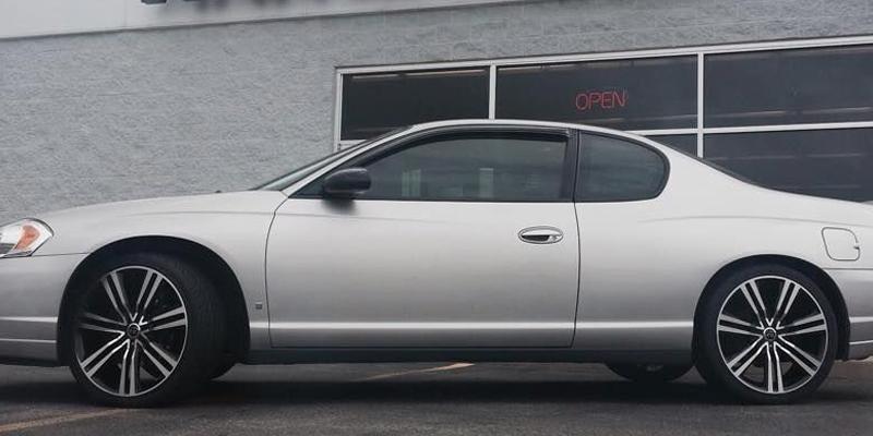 Chevrolet Monte Carlo Gravano