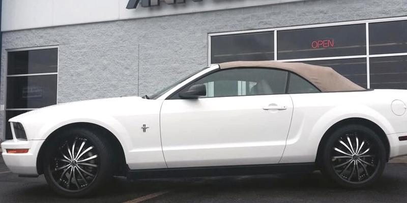 Ford Mustang Mancini
