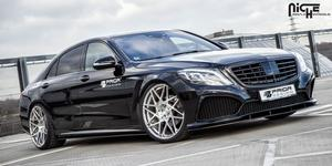 Alpine-D on Mercedes-Benz AMG S63