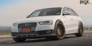 Form - M158 on Audi A4 All-Road