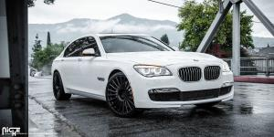Stance on BMW 7-Series