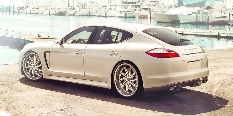 Porsche Panamera FORGED SERIES Entourage