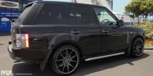 Misano - M116 on Land Rover Range Rover