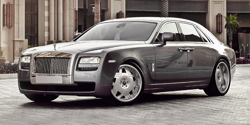 Rolls-Royce Ghost FORGED SERIES Castillo