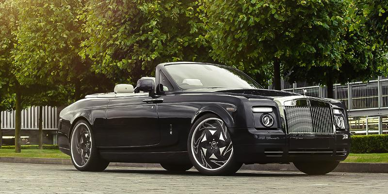 Rolls-Royce Phantom FORGED SERIES Aderino