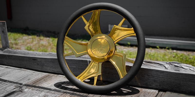 Stiletto-P - Gold