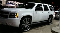 Shot Calla - S120 on Chevrolet Tahoe