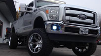 Octane - D508 on Ford F-250 Super Duty