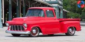 Plain Jane - U475 on Chevrolet C10