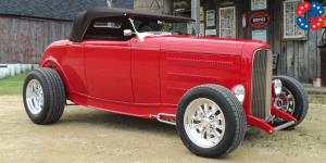 Spade - U611 on Ford Roadster