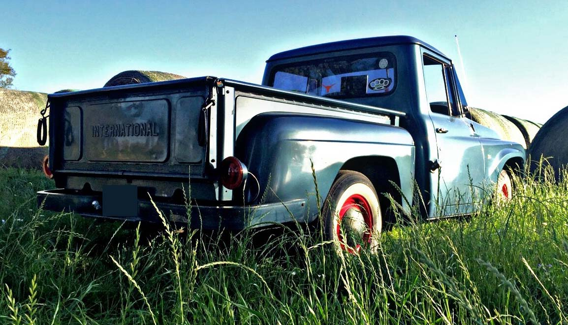 1964 International Harvester C900